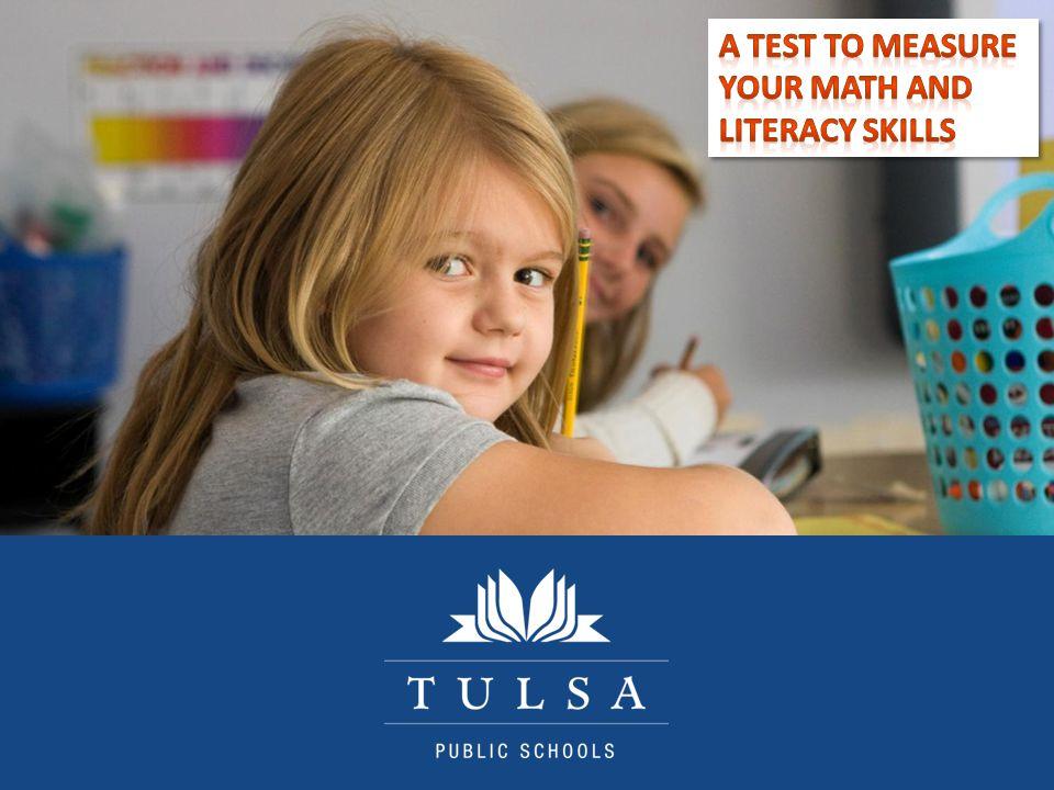 Copyright © Tulsa Public Schools 2011 © 2012, Tulsa Public Schools