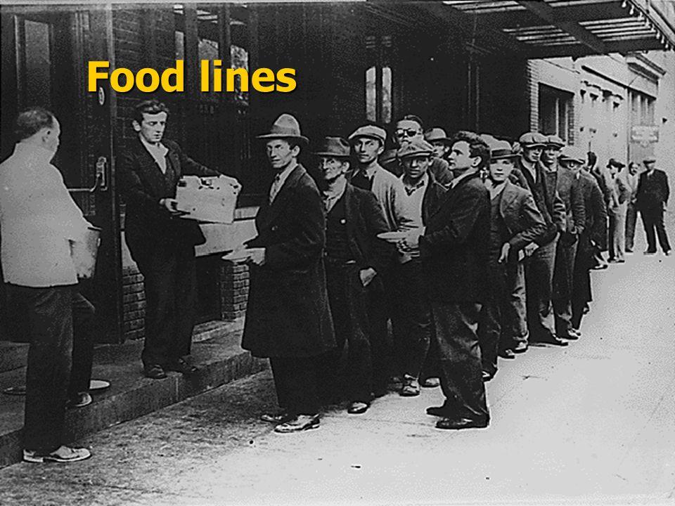 Food lines