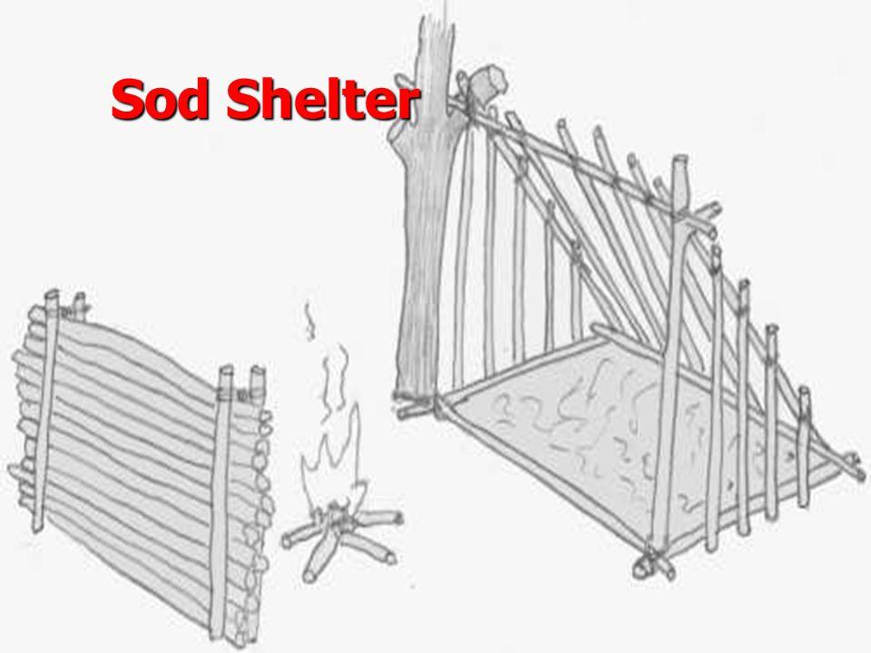 Sod Shelter