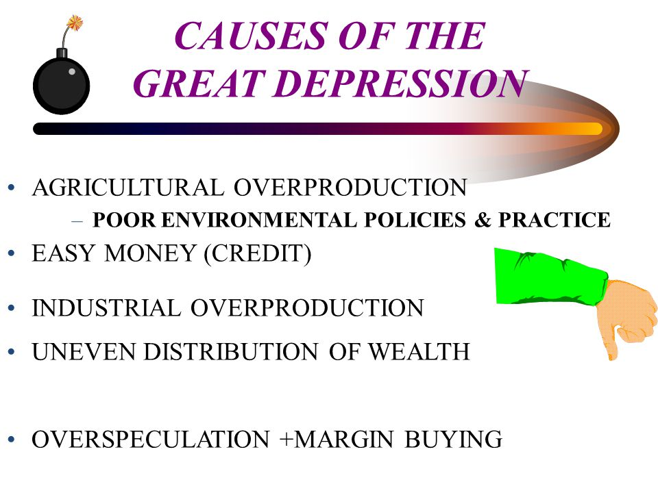THE GREAT DEPRESSION 1931-1941 A DIFFICULT LEARNING EXPERIENCE FOR THE U.S.!!