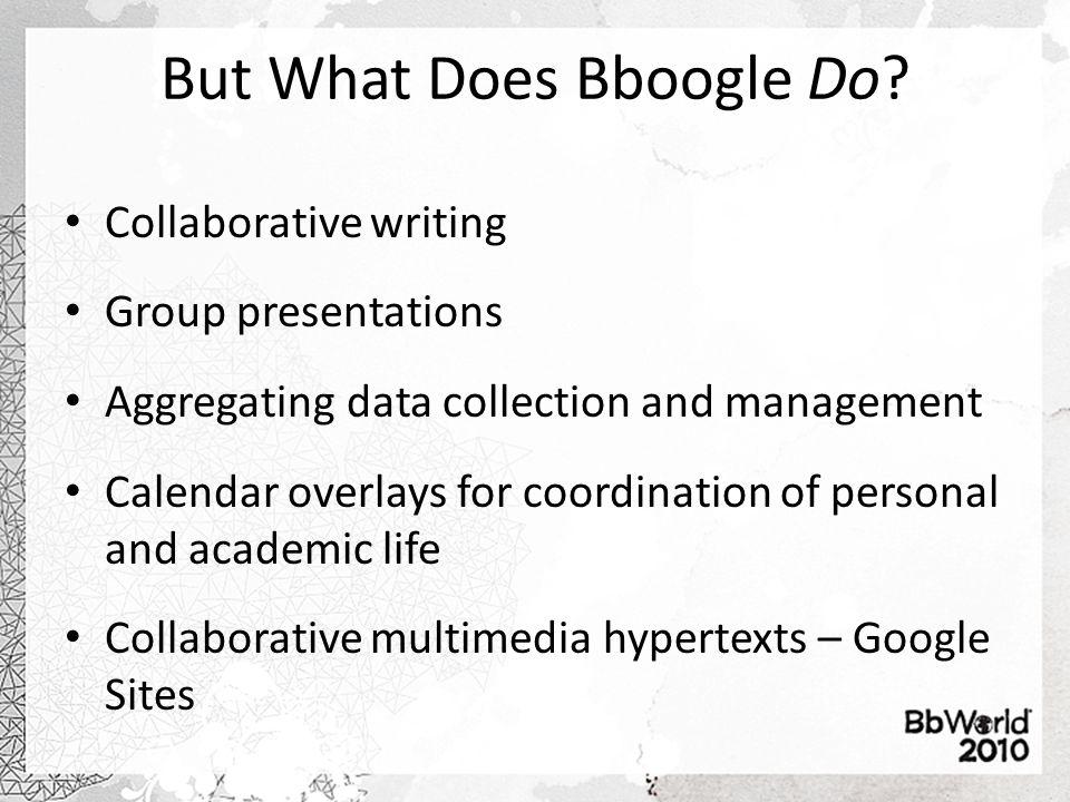 Please provide feedback for this session by emailing BbWorldFeedback@blackboard.com.