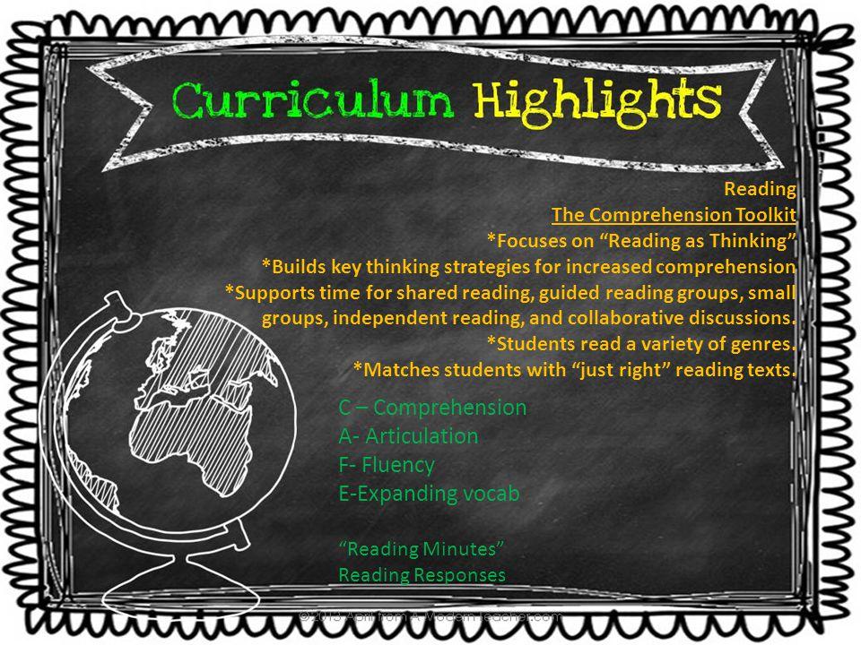 Mathematics Everyday Mathematics *Emphasizes conceptual understanding while building a mastery of basic skills.