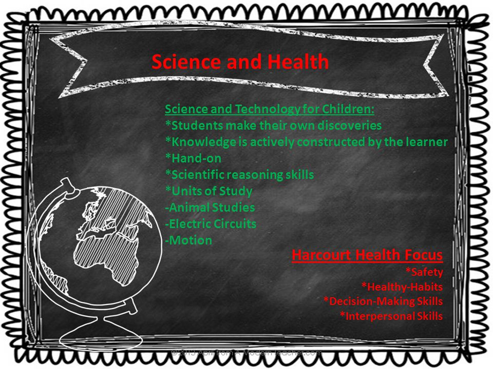 Science and Technology for Children: *Students make their own discoveries *Knowledge is actively constructed by the learner *Hand-on *Scientific reaso