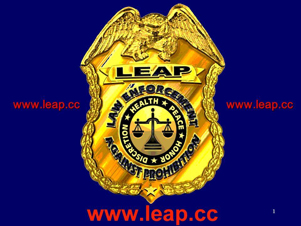 21 Cumulative U.S. Drug Arrests 1970 to 2005 41 Million Arrests