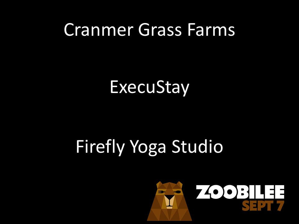 Cranmer Grass Farms ExecuStay Firefly Yoga Studio
