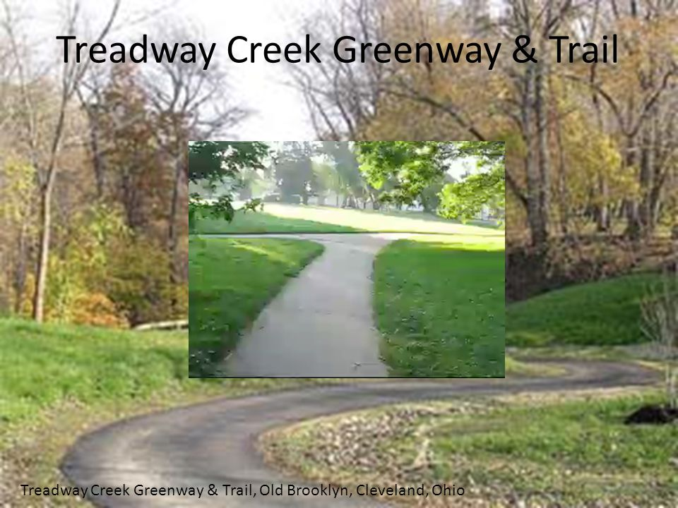 Treadway Creek Greenway & Trail