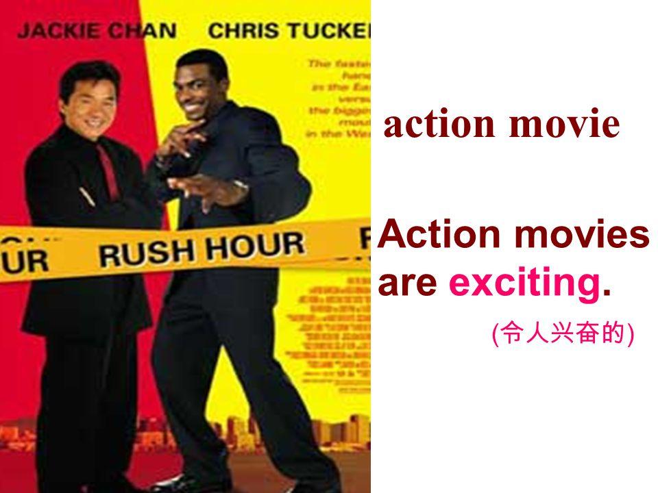 What kind of movies do you like I like ---------.