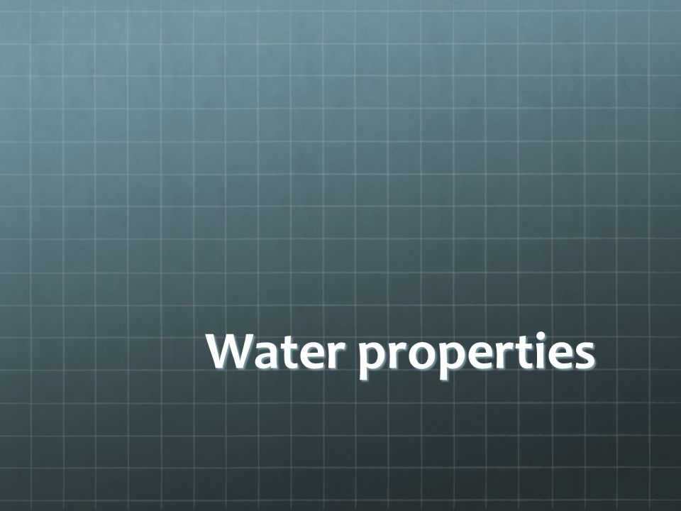Water All living things are dependent on water Cells are 70% to 95% water Water is the only compound found on earth in all 3 forms Water is one oxygen covalently bonded to two hydrogen s.