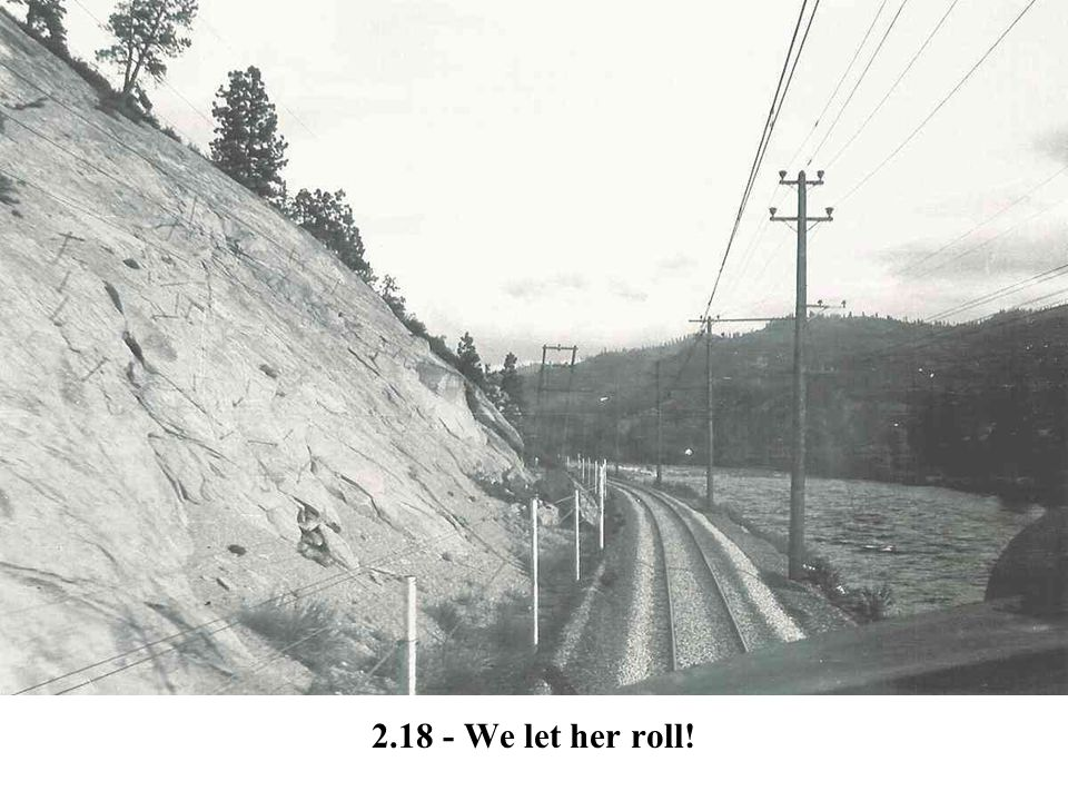 2.18 - We let her roll!