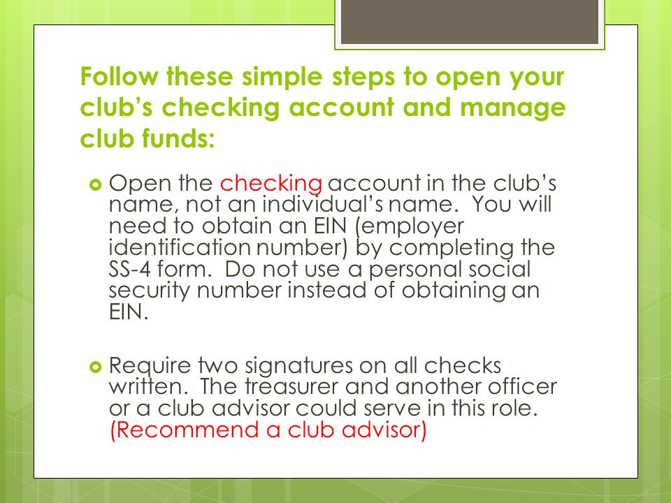 Ensure that there is documentation of transporting [members] for legitimate educational/business purposes (i.e., note on [club] calendar).