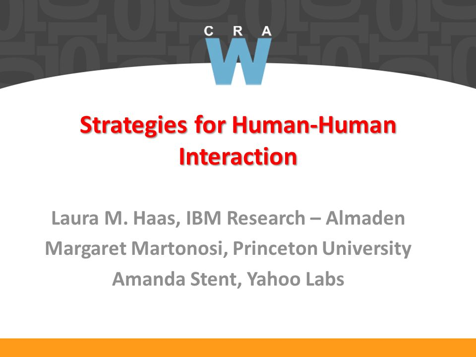 This Session… Strategies for productive interaction with faculty, other students and work colleagues… In particular, topics pulled from our own experiences.