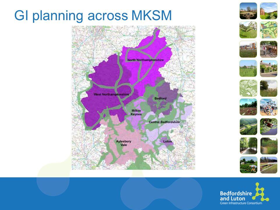 GI planning across MKSM