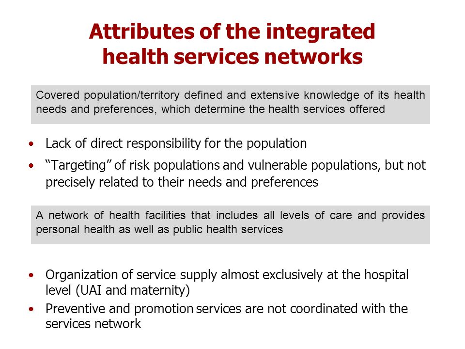 Conclusions Implementing a health systems strengthening approach to analyze the response to HIV/AIDS in countries helps to identify areas of improvement and reformulate interventions, in order to achieve better products and outcomes in disease prevention and management.