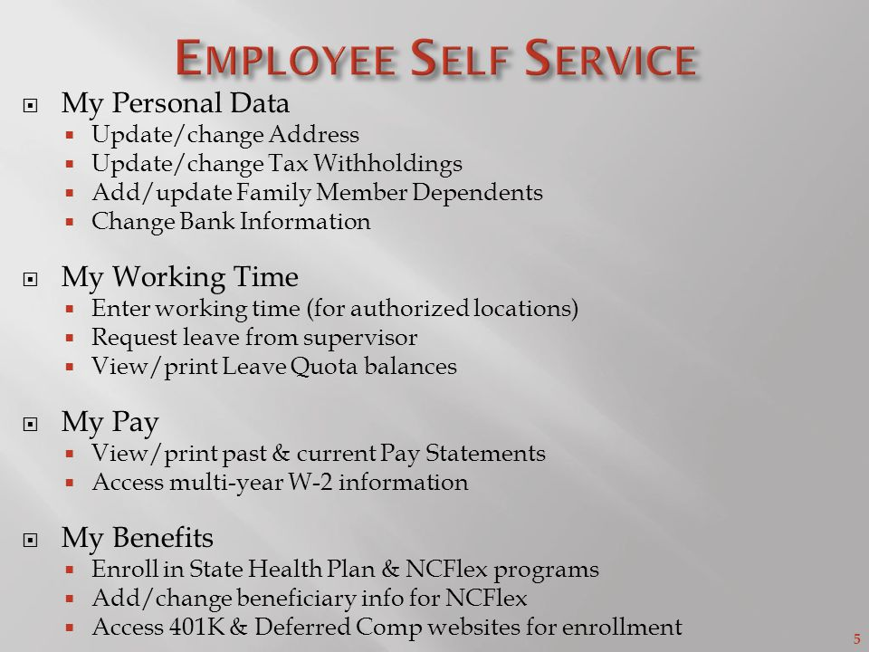 6 At locations authorized to enter Time/Leave in ESS, managers/supervisors with MSS will be able to:  Review & approve time entry of employees;  Review & approve leave requests;  Access to general information on employees;  Ability to run various Time Reports.