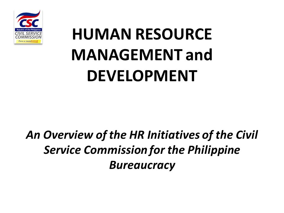performancedevelopment relations welfare Results of Agency HR Climate Survey