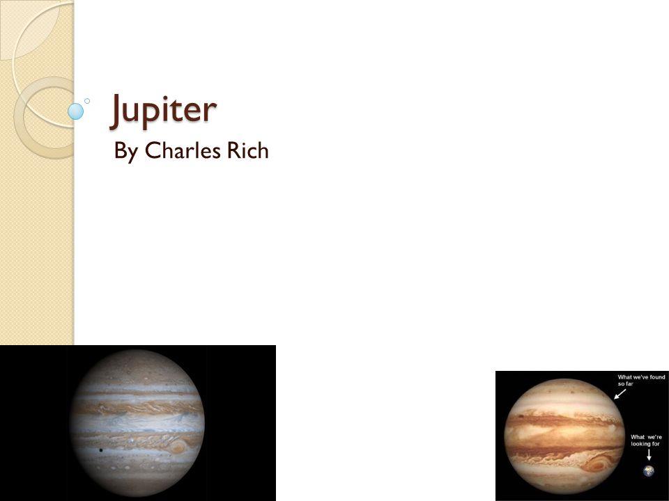 Jupiter By Charles Rich