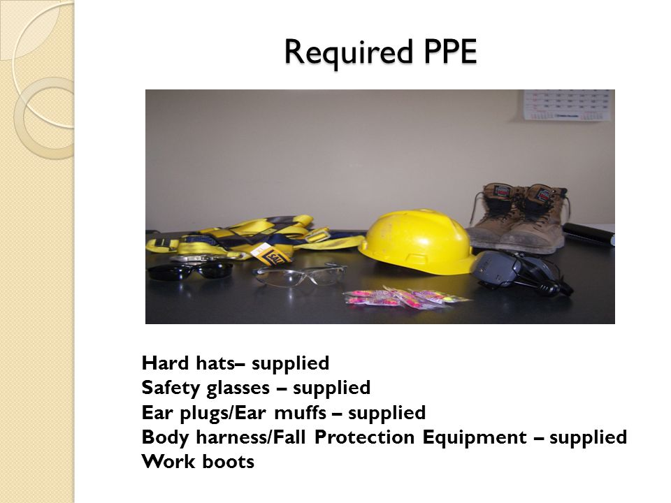 Safety Program Requirements (cont'd) DO : Allow employees a voice. Promote employee involvement by encouraging identification of existing or potential