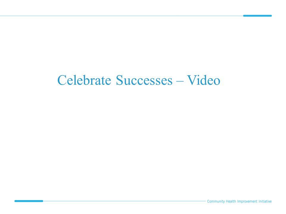 Celebrate Successes – Video