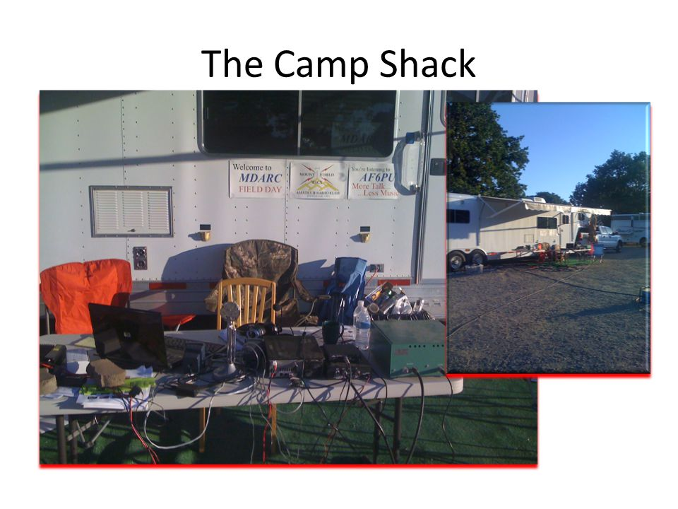 The Camp Shack