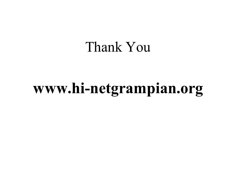 Thank You www.hi-netgrampian.org