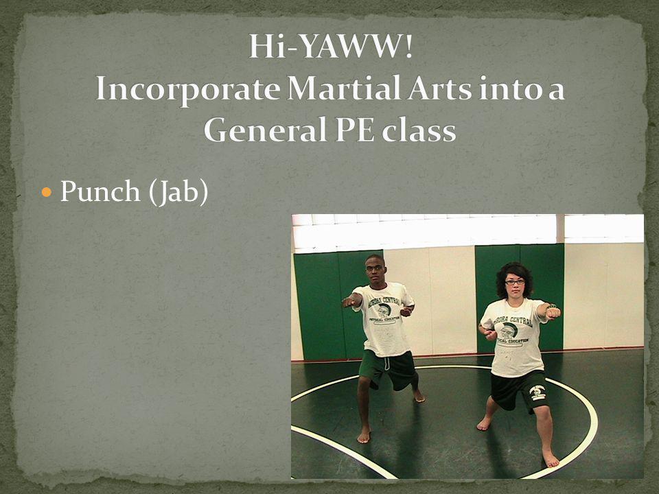 Punch (Jab)