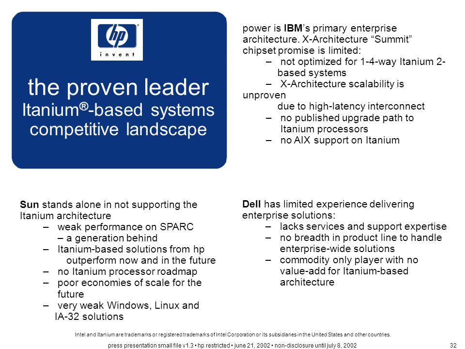 power is IBM's primary enterprise architecture.
