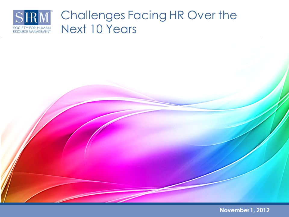 Ten years from now, when considering Business Acumen for HR professionals, which of the following components (i.e., subcompetencies) will be most critical.
