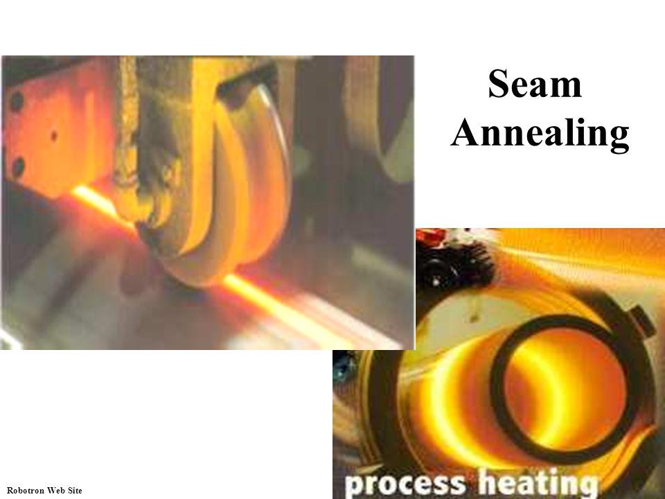 Seam Annealing Robotron Web Site
