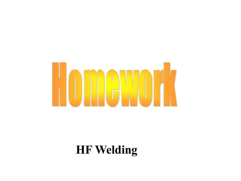 HF Welding