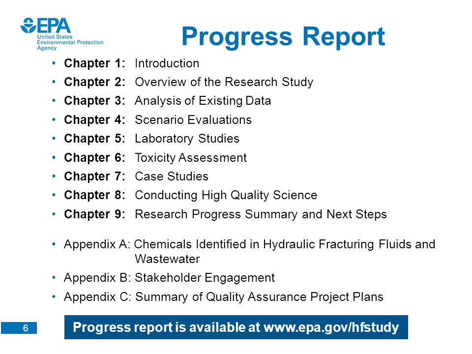 7 Chapter 2 Research Overview WATER CYCLE STAGES Water Acquisition → Chemical Mixing → Well Injection → Flowback and Produced Water → Wastewater Treatment and Waste Disposal