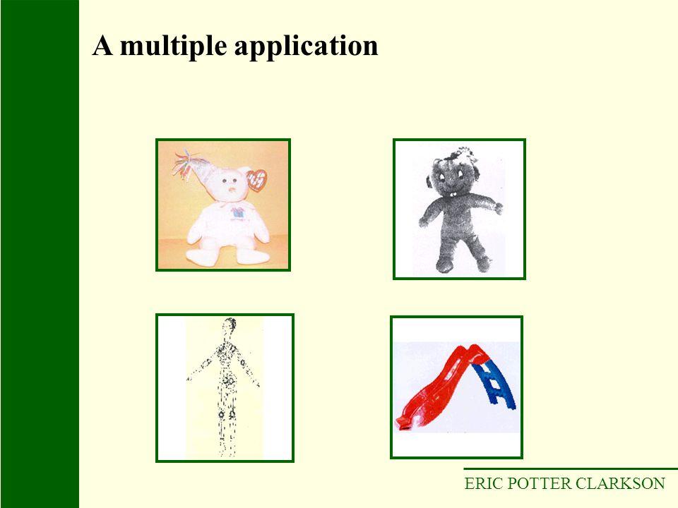 ERIC POTTER CLARKSON A multiple application