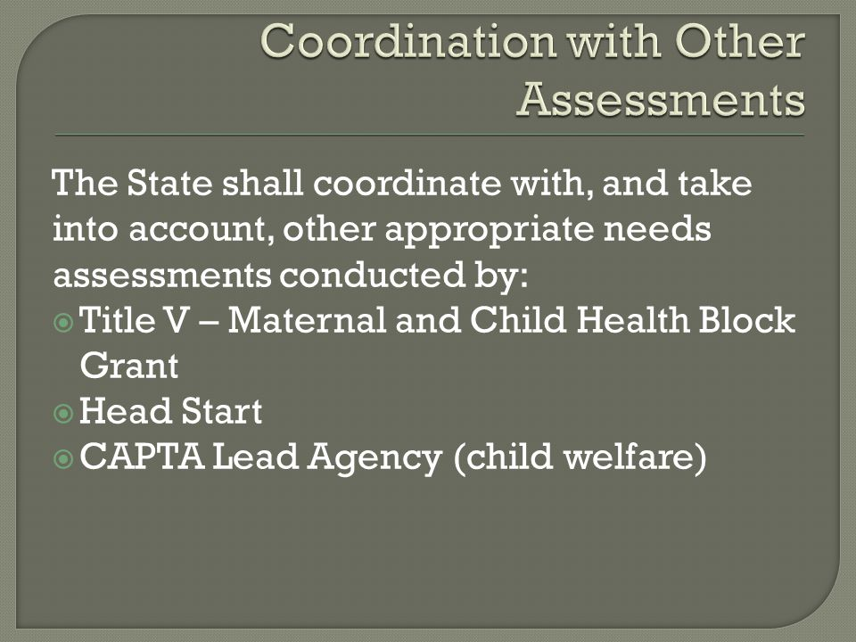 Creating a Shared Vision The vision for Pennsylvania's Maternal, Infant and Early Childhood Home Visiting Program needs to be equally relevant at the individual family level the county cluster level the implementing agency level the state level