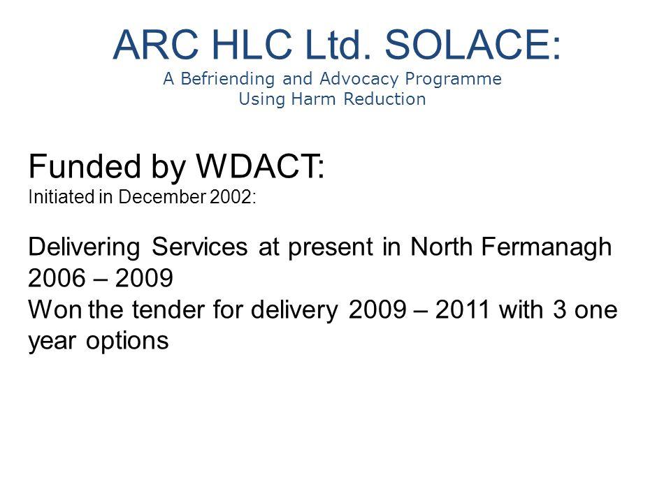ARC HLC Ltd.