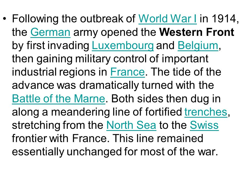 Comparison of Casualties from Major Western Front Battles Battle Year Allies German 1st Marne 1914 263,000 250,0001st Marne Verdun 1916 377,000 336,000Verdun Somme 1916 623,907 465,000Somme 2nd Aisne 1917 187,000 168,0002nd Aisne 3rd Ypres 1917 448,000 260,0003rd Ypres Spring Offensive 1918 851,374 688,341Spring Offensive