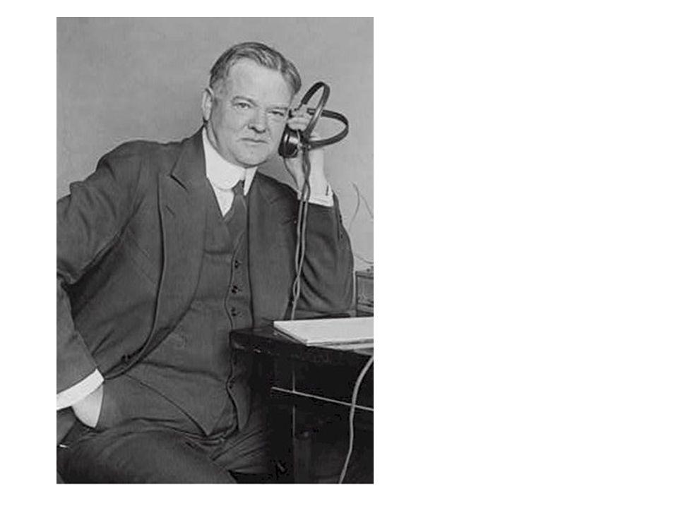 President Herbert Hoover, Henry Ford, Thomas Edison, and Harvey Firestone at Edison s 82nd birthday.