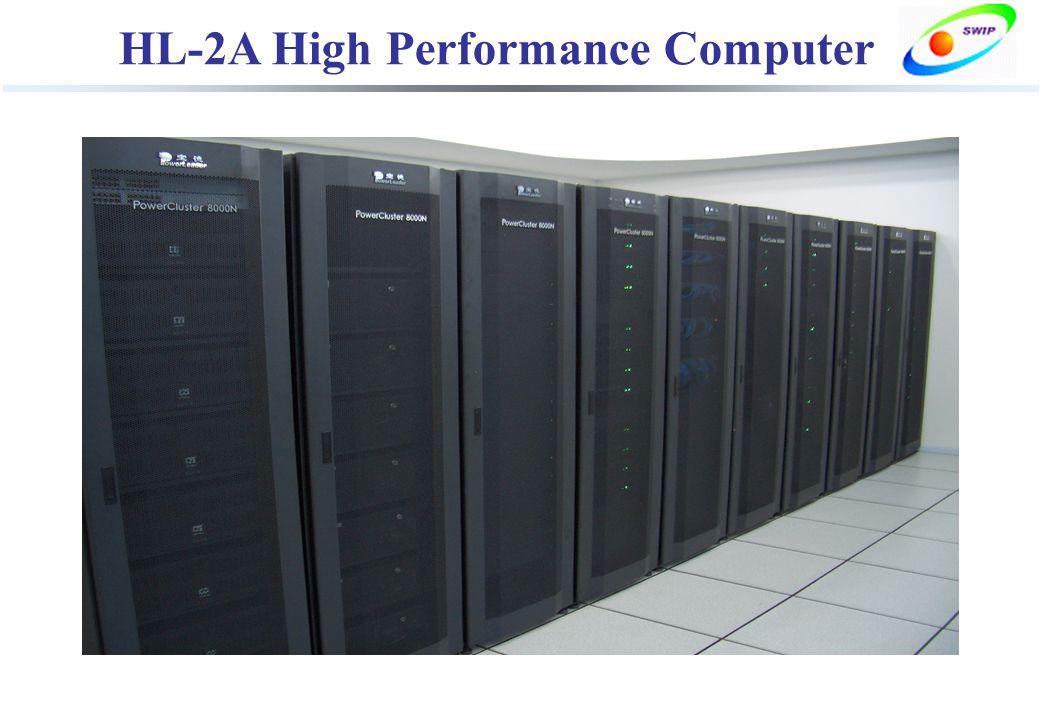 HL-2A High Performance Computer