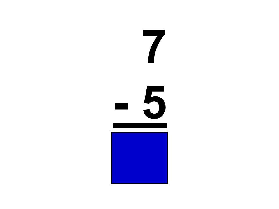 7 - 5 2