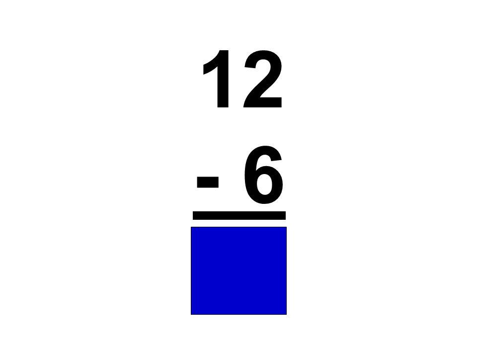 12 - 6 6