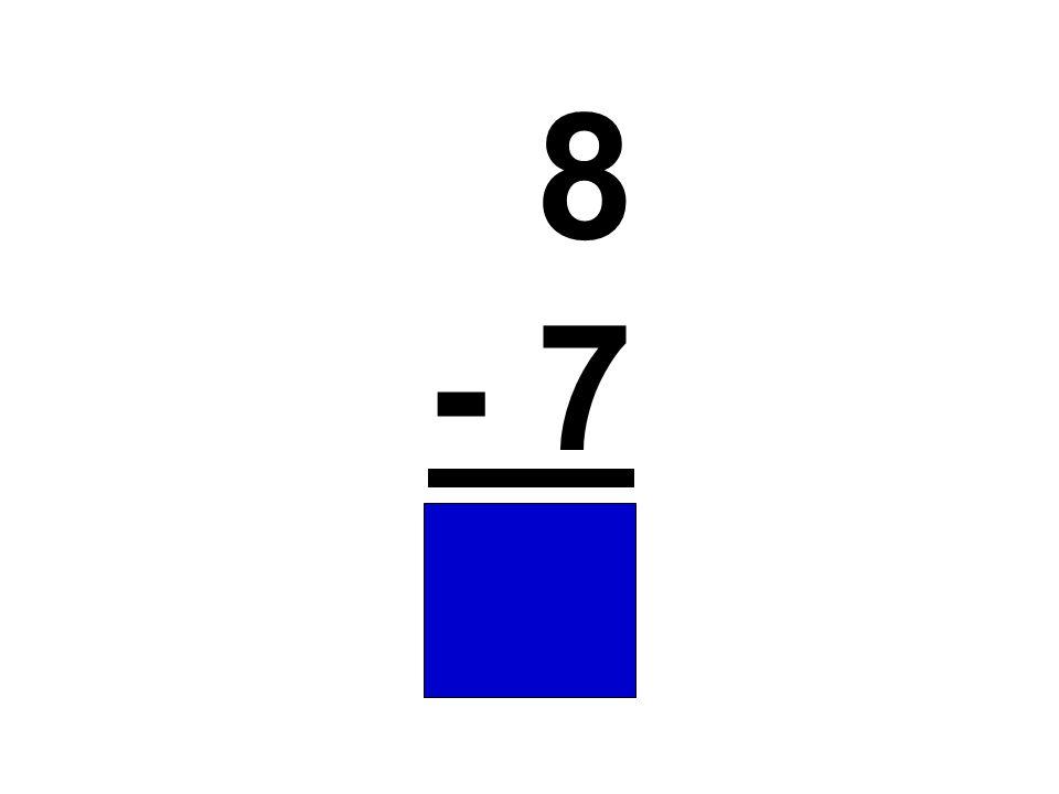 8 - 7 1