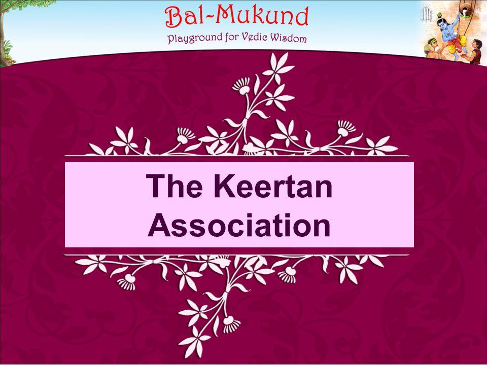 The Keertan Association