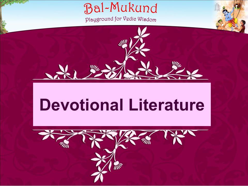 Devotional Literature