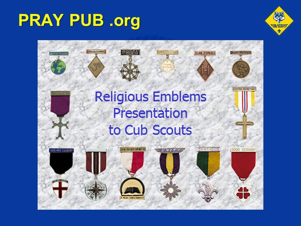 PRAY PUB.org