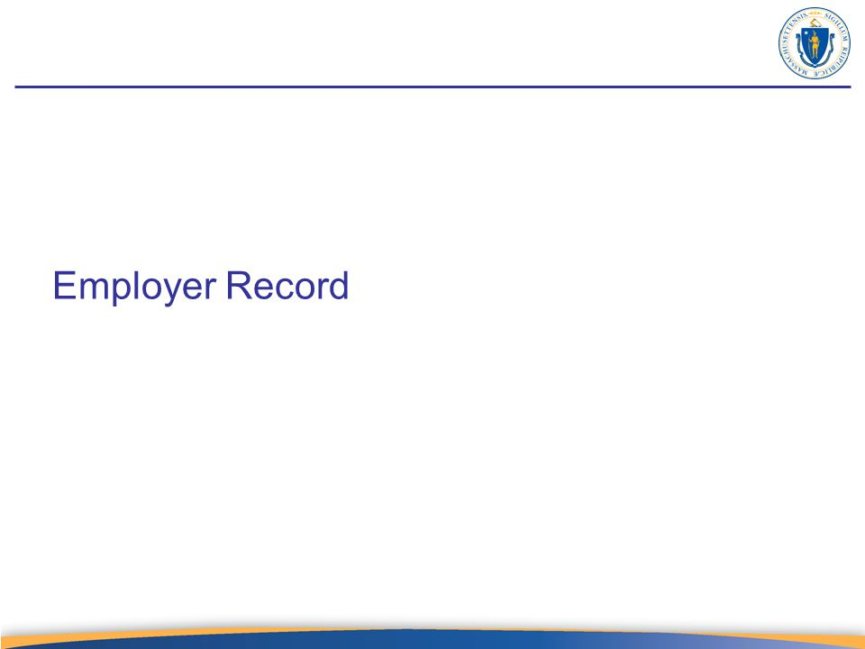 Employer Record
