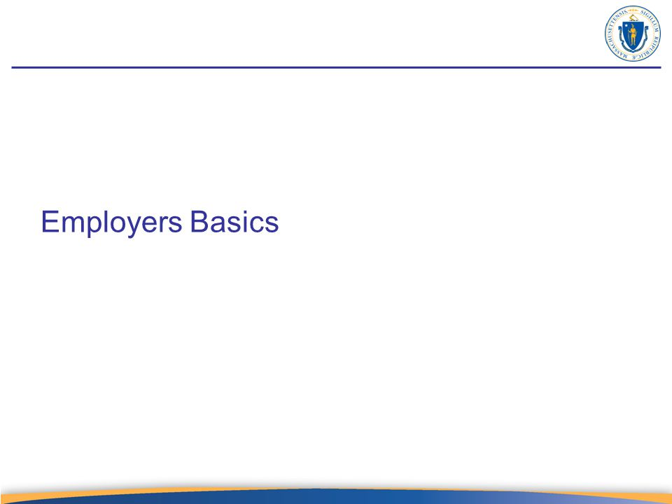 Employers Basics