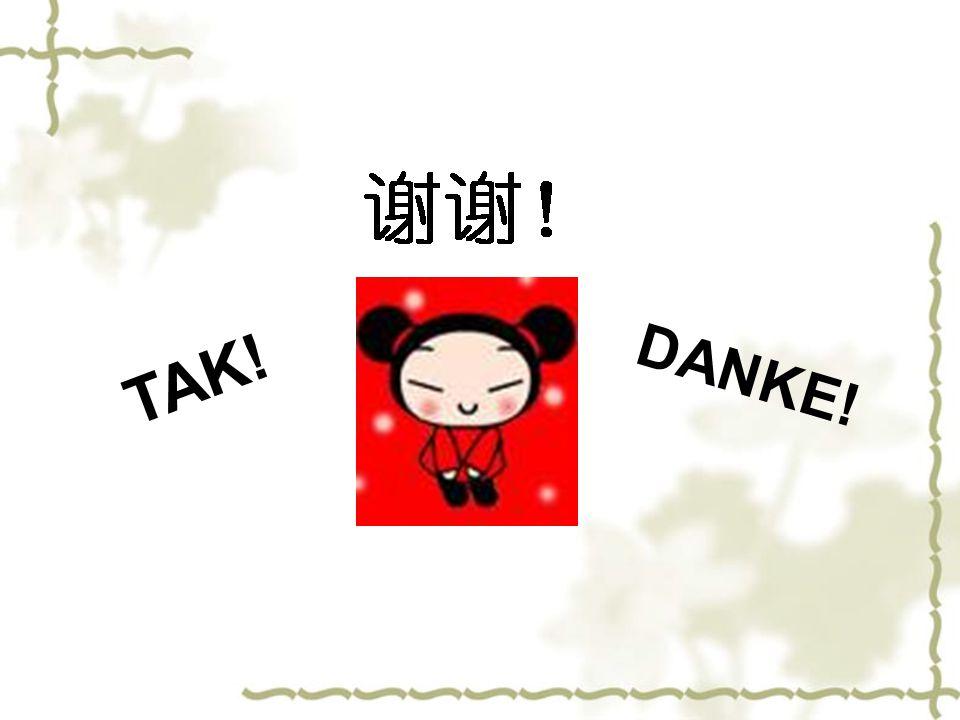 TAK! DANKE!