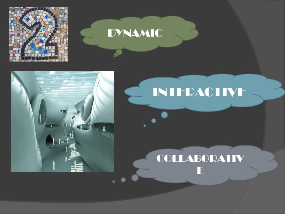 DYNAMIC COLLABORATIV E INTERACTIVE