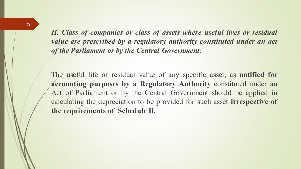 26 SLM BASIS Nature of Assets Useful Life (Co.Act, 2013) Rate (Co.