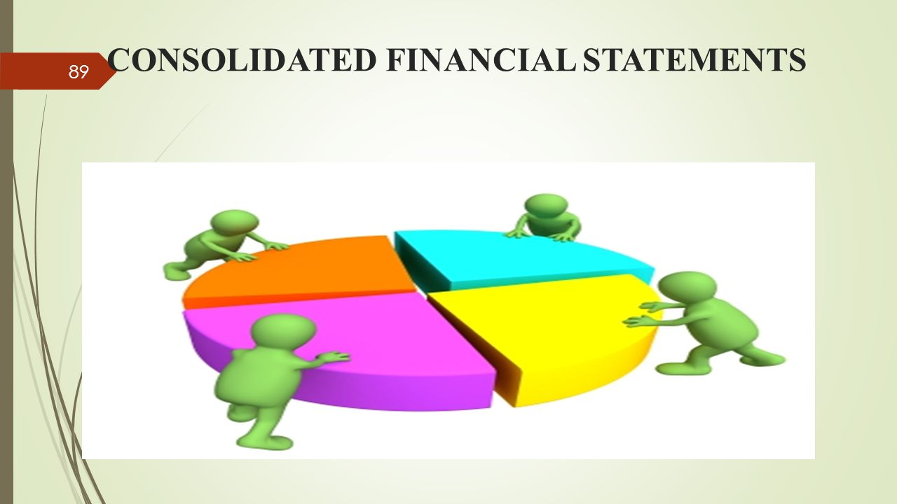 CONSOLIDATED FINANCIAL STATEMENTS 89