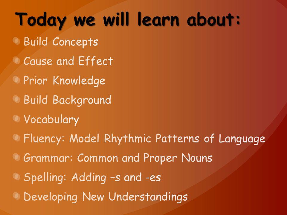 Fluency Model Rhythmic Patterns of Language