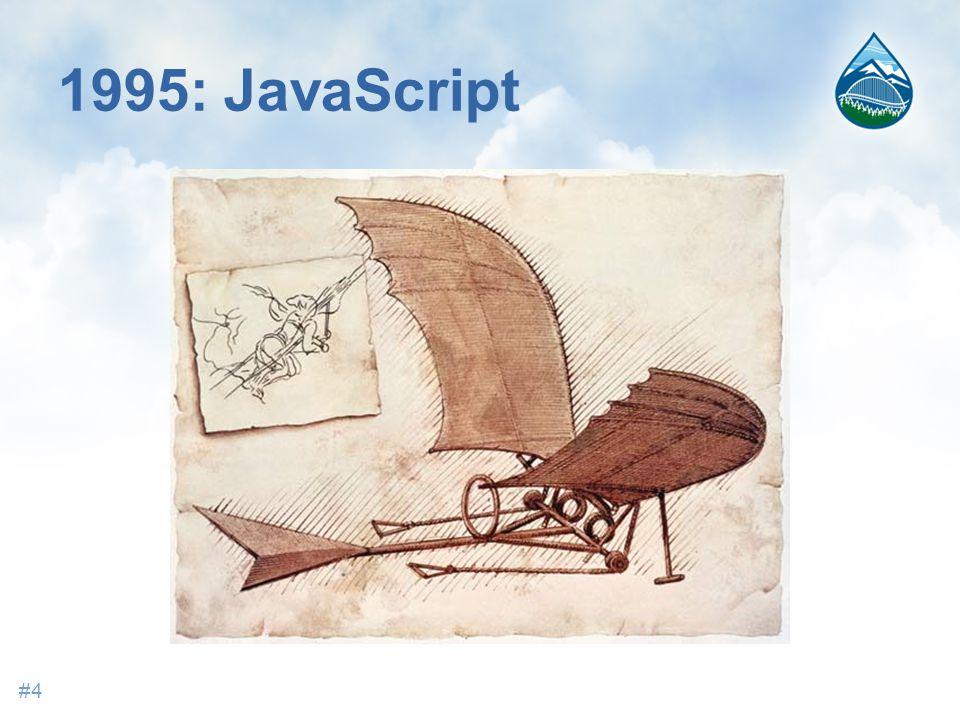 1995: JavaScript #4
